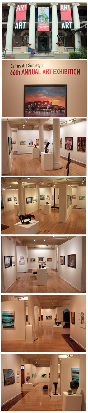 CAIRNS GALLERY